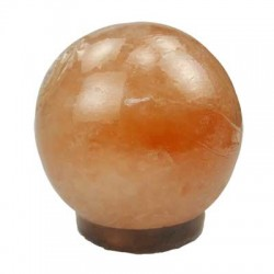 Carved Salt Lamp