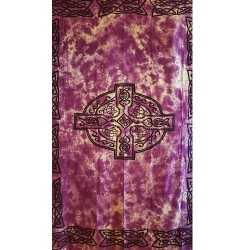 Celtic Cross Tapestry