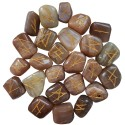 Moonstone Elder Futhark Runes