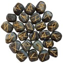 Labradorite Elder Futhark Runes