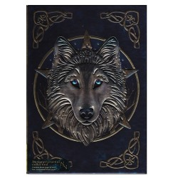 Wild One Wolf Journal