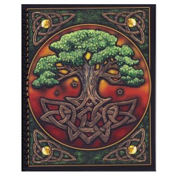 Colored Yggdrasil Journal