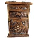 Triquetra Altar Cupboard