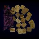 Wooden Tile Runes