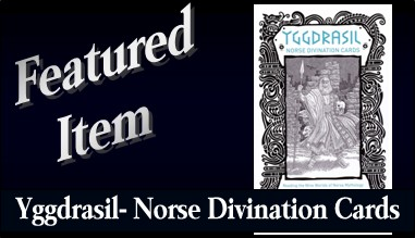 Yggdrasil Norse Divination Cards